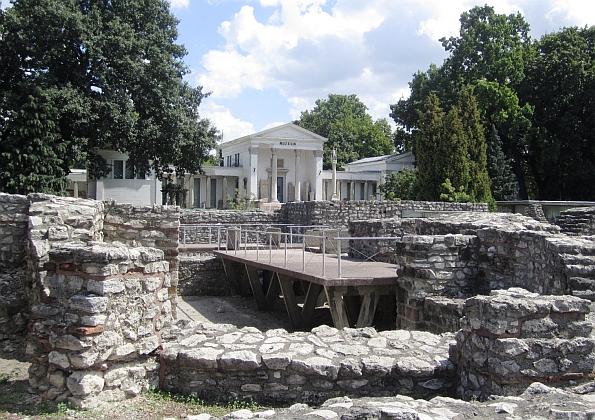 Aquincum romjai Óbudán